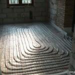 Ogrzewanie podłogowe - instalacje Bydgoszcz